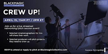 Crew UP! Cinematographers biglietti