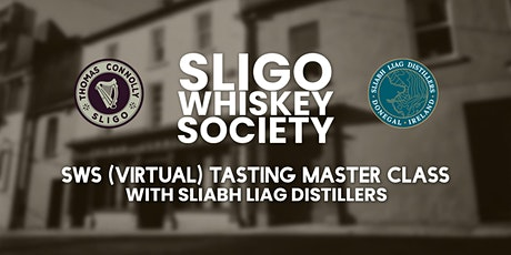 SWS (virtual) tasting master class with Sliabh Liag Distillers tickets