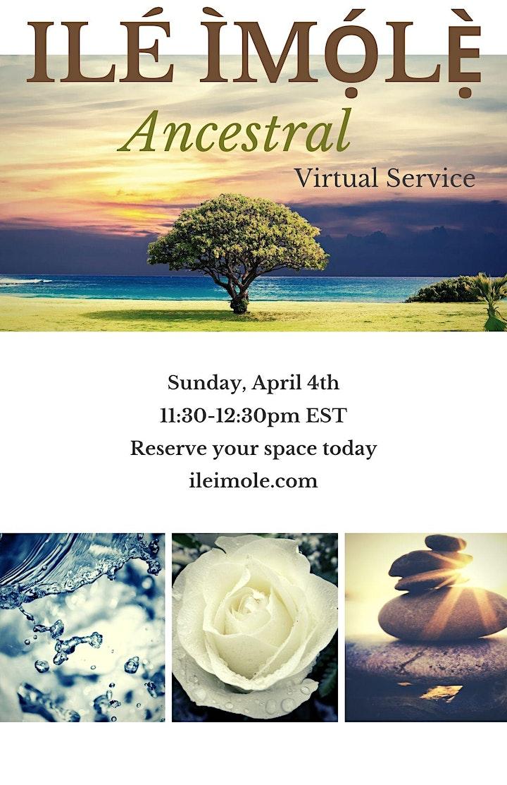Ile Imole Presents: Virtual Ancestral Service image