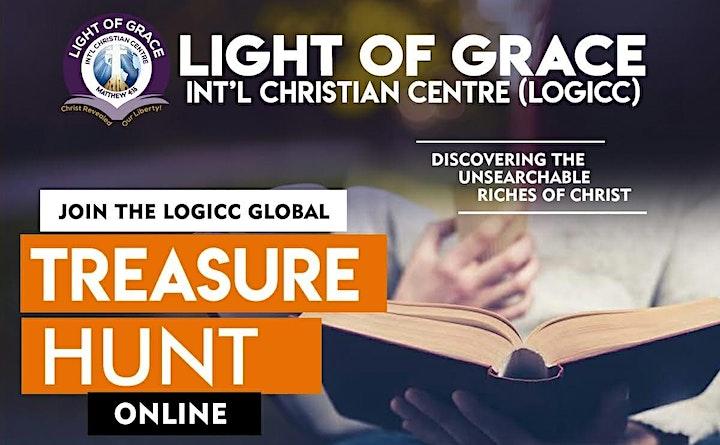 TREASURE HUNT - Weekly Bible Study (Wesnesdays@8.30pm) image