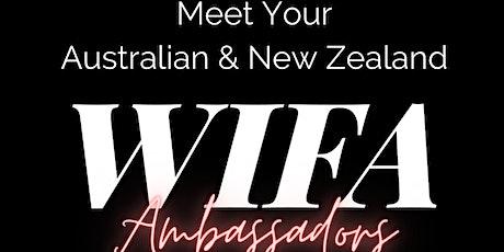 Meet Your AUS/NZ WIFA Ambassadors tickets