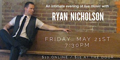 RYAN NICHOLSON at KINGS tickets