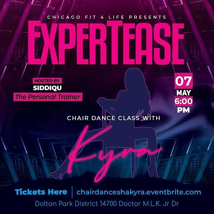 Exper-Tease  Chair  Dance Class image