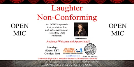 Laughter Non-Conforming - April 19th tickets
