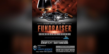 Mind Changers-Smoking Aces Fundraiser tickets