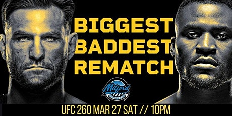 ONLINE-StrEams@!.UFC 260 FIGHT LIVE ON 2021 tickets