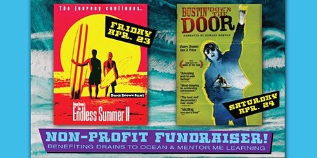 Saturday: Drive-In Movie Night  SURF Series - Bustin' Down the Door tickets