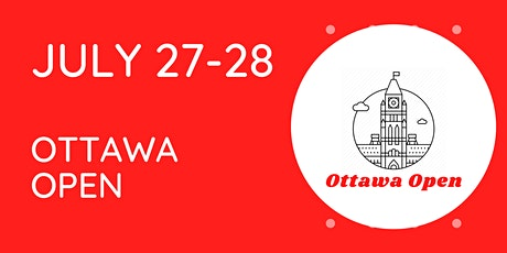 Ottawa Open tickets