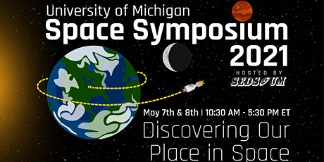 Space Symposium hosted by SEDS@UM tickets