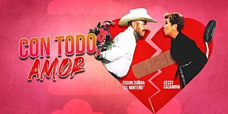 El Norteño y Ceccy Casanova en Rio Bravo Arlington tickets