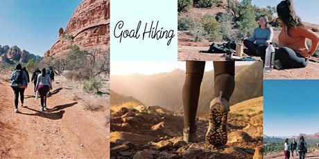 Goal Hiking with Rebekah Kaufman tickets