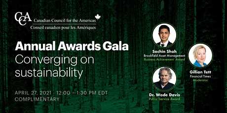 CCA  Annual Awards Gala CONVERGING ON SUSTAINABILITY tickets
