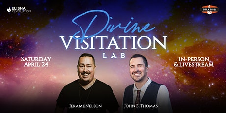 Divine Visitation Lab tickets