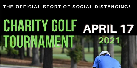 2021 Charity Golf Tournament tickets