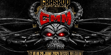 Graspop Metal Meeting - 25th Anniversary - New Date tickets