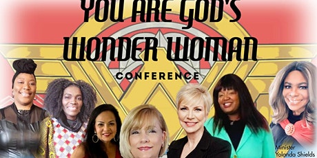 3 DAY CONFERENCE - YOU ARE GOD'S WONDER WOMAN tickets