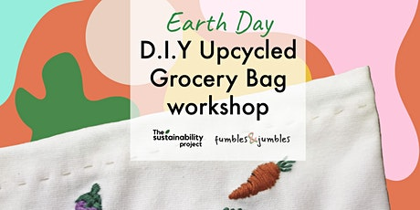Earth Day Upcycling Workshop tickets
