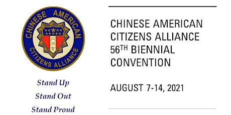 C.A.C.A.  56th Biennial National Convention tickets