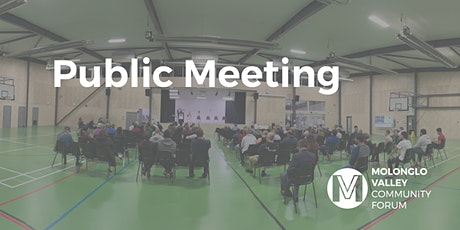 April Public Meeting - Molonglo Valley Community Forum tickets
