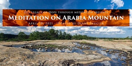 Meditation on Arabia Mountain tickets