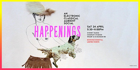 HAPPENINGS tickets