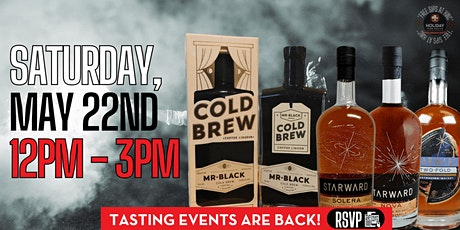 #FREEsips w/ Starward Australian Whisky & Mr. Black Cold Brew tickets
