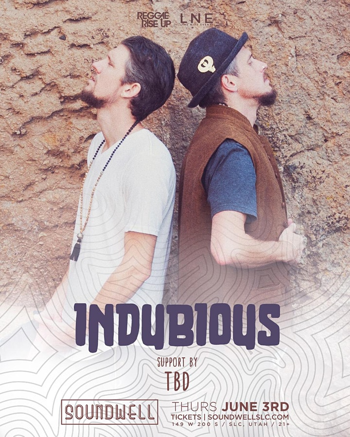 Indubious at Soundwell SLC image