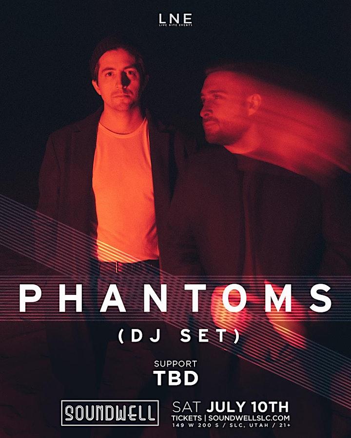 Phantoms at Soundwell  (DJ Set) image