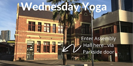 Hatha Yoga - Wednesday Mornings (Free/Donation) tickets