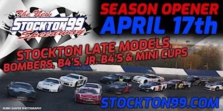 Stockton 99 Speedway Season Opener tickets