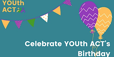 YOUth ACT Birthday Party tickets