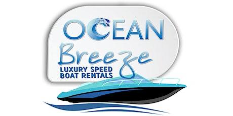 Ocean Breeze Speed Boats tickets
