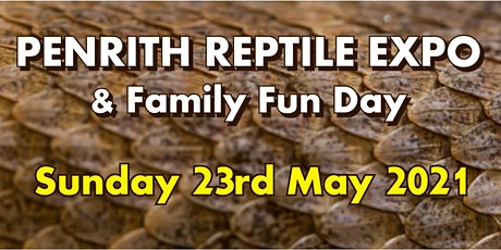 Penrith Reptile Expo & Family Fun Day 2021 tickets