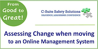 Assessing Change when moving to an Online Management System