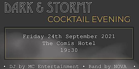 Dark & Stormy Cocktail Evening tickets