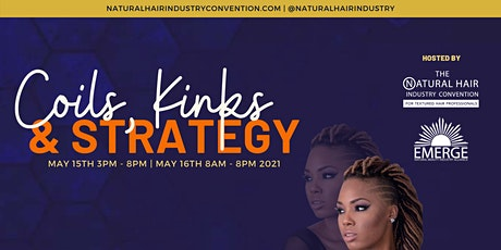 The NHIC Summer Virtual Convention - COILS, KINKS, & STRATEGY 2021 tickets