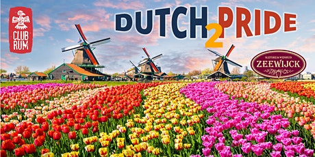 Club Rum presents: Dutch Pride 2 tickets