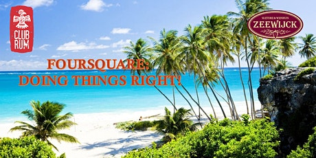 Club Rum presents: Foursquare Tickets