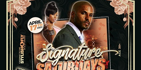 Signature Saturday tickets
