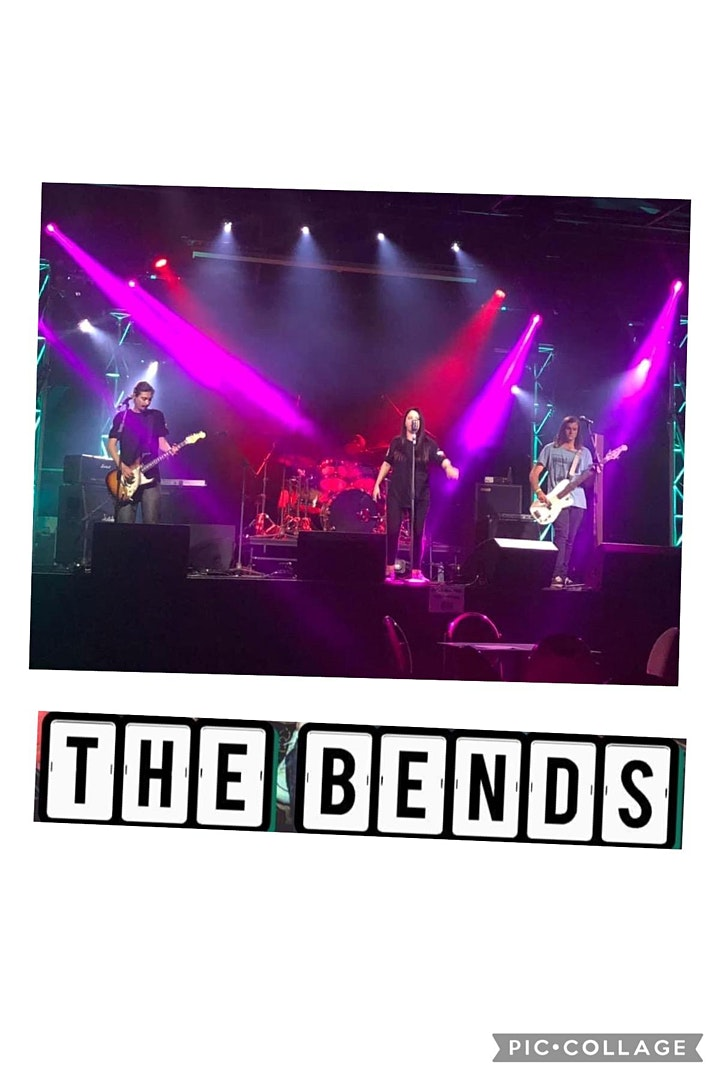 The Bends, Hound Dog Swagger & Cryss Coleman! Live & Local ! image