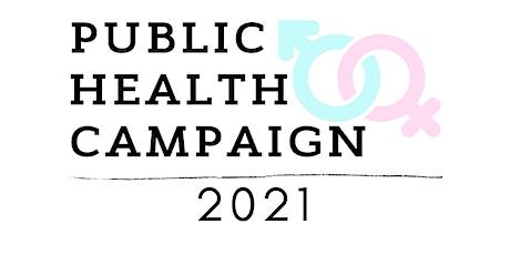 SEGi Public Health Campaign 2021: Sexual And Reproductive Health Awareness tickets