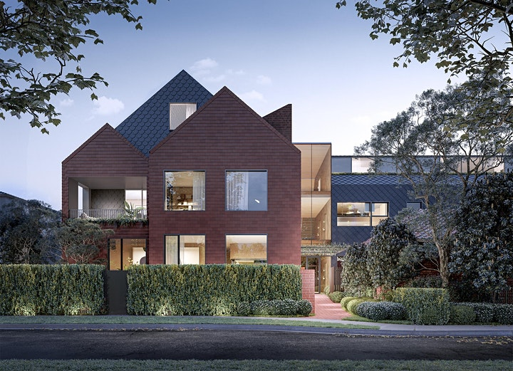 Meet the Maker - Austin Maynard Architects - Slate House Brighton image