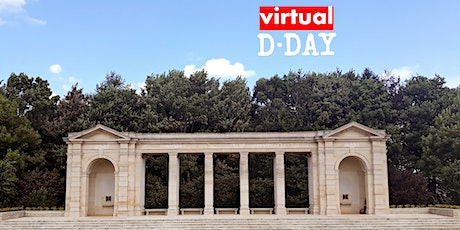 *FREE* VIDEO WEBINAR | VIRTUAL D-DAY | BAYEUX and the Commonwealth Cemetery tickets