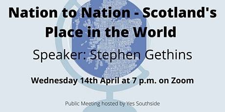 Nation to Nation - Scotland's Place in the World tickets