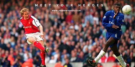 An Evening with Ray Parlour tickets