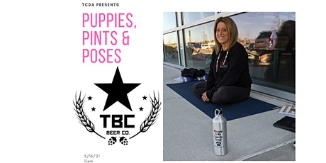 Pints,Poses and Puppies 2021- The Brewers Collective tickets