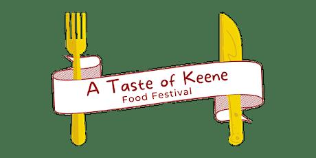 Taste of Keene Food Token Pre-Sale tickets