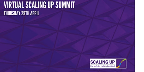 Virtual Scaling Up  Summit tickets