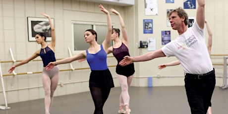 Ballet 101 Beginners Free Workshop tickets