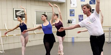 Ballet 101 Beginners Free Workshop tickets